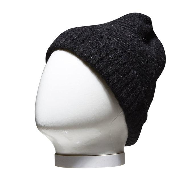 Damska czapka bata, czarny, 909-6395 - 13