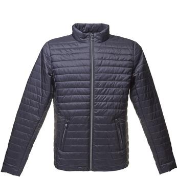 Męska pikowana kurtka bata, czarny, 979-6515 - 13