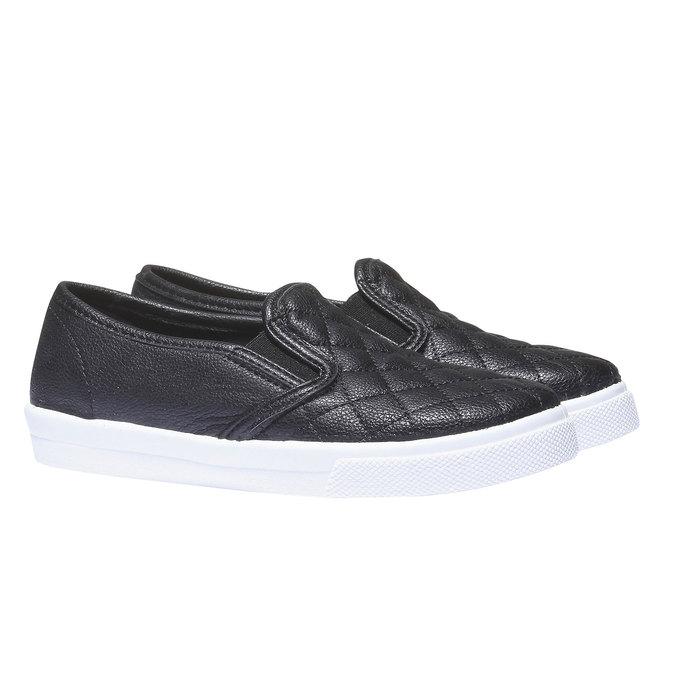 Buty dziecięce north-star-junior, czarny, 321-6130 - 26