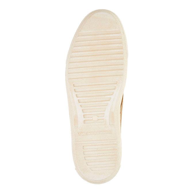 Męskie skórzane buty weinbrenner, brązowy, 843-8661 - 26
