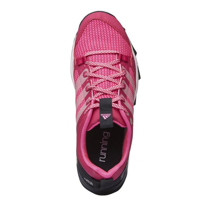 Damskie buty sportowe adidas, czerwony, 509-5123 - 19