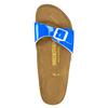 Klapki damskie na korkowej podeszwie birkenstock, niebieski, 561-9002 - 19