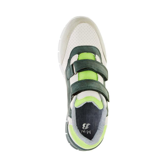 Dziecięce buty sportowe mini-b, zielony, 311-7192 - 19