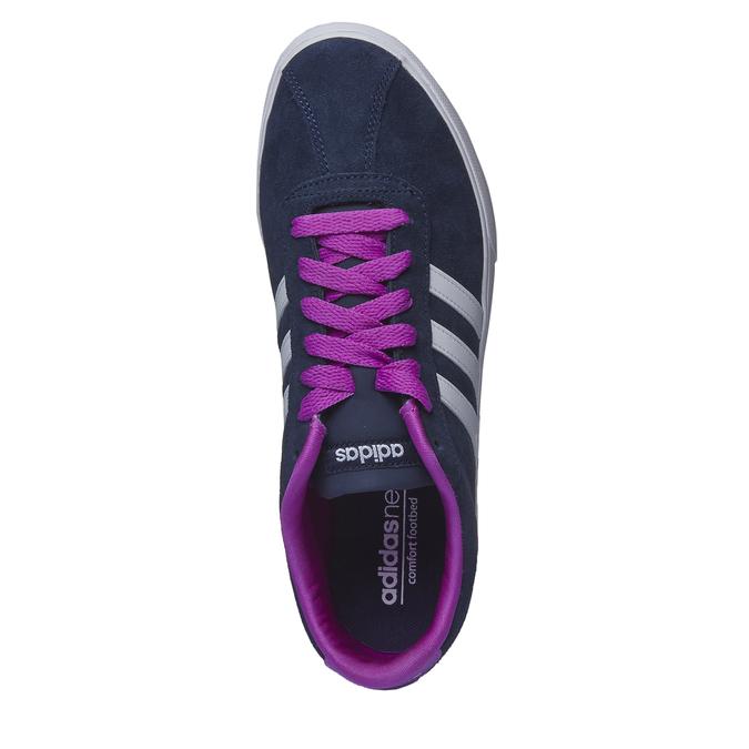 Skórzane buty sportowe na co dzień adidas, niebieski, 503-9685 - 19