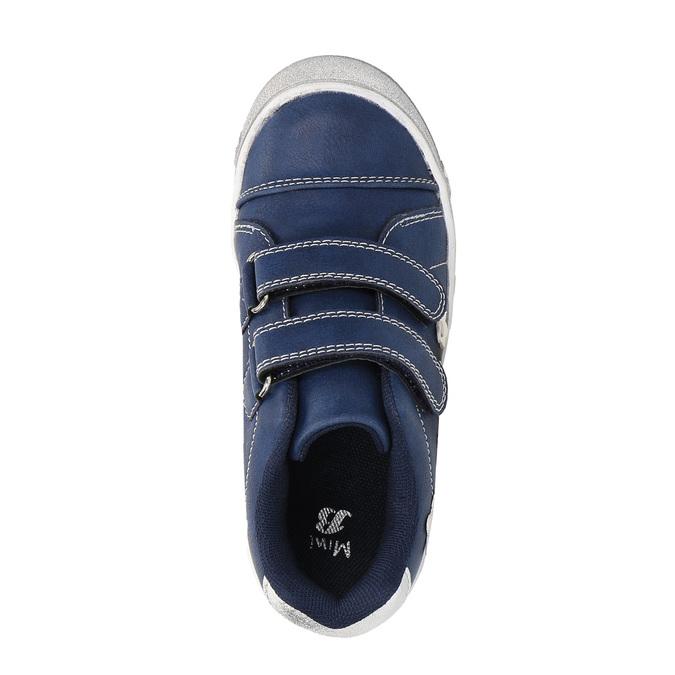 Trampki dziecięce mini-b, niebieski, 221-9602 - 19