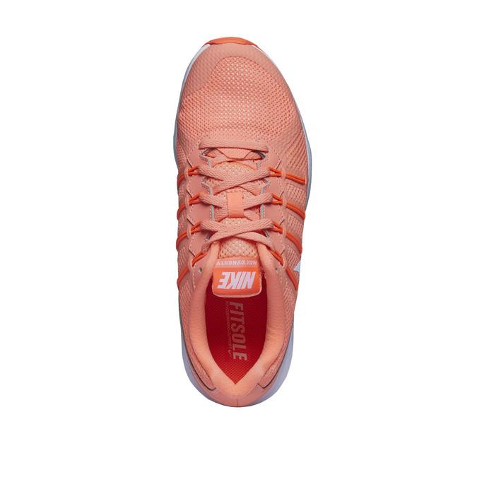Damskie buty sportowe nike, pomarańczowy, 509-5675 - 19