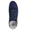 Męskie buty sportowe w codziennym stylu gas, niebieski, 849-9628 - 19