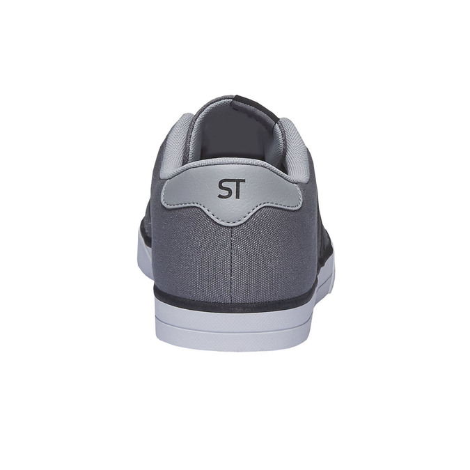 Tenisówki męskie adidas, szary, 809-2993 - 19