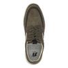 Męskie skórzane buty sportowe, brązowy, 843-4632 - 19