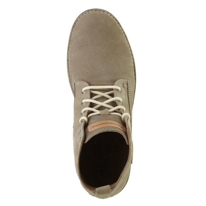 Skórzane buty do kostki weinbrenner, brązowy, 896-2340 - 19