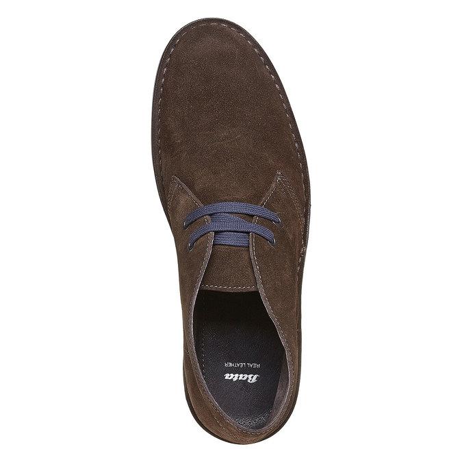 Buty do kostki w stylu Chukka bata, brązowy, 893-4275 - 19