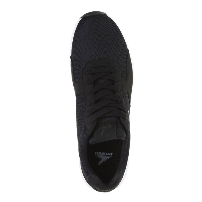 Męskie buty sportowe power, czarny, 809-6159 - 19
