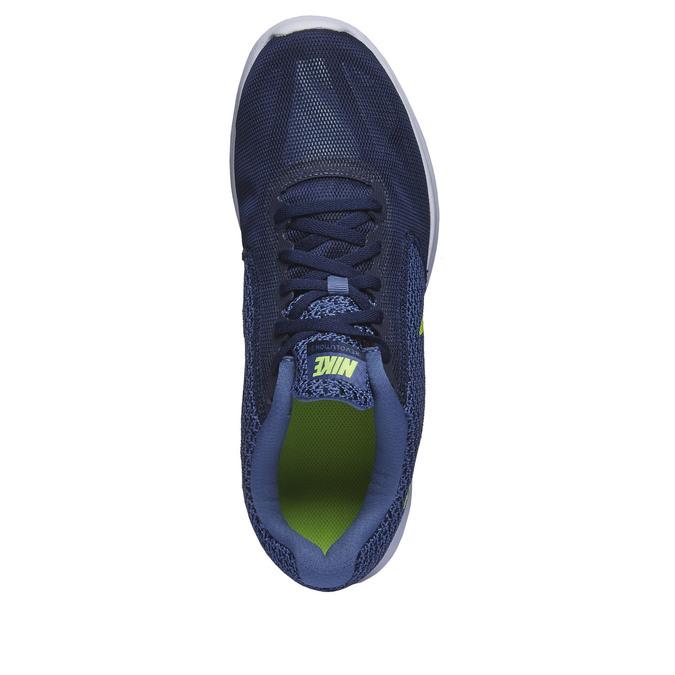 Sportowe trampki męskie nike, niebieski, 809-9220 - 19