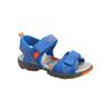 Dziecięce skórzane sandały, niebieski, 369-9100 - 13