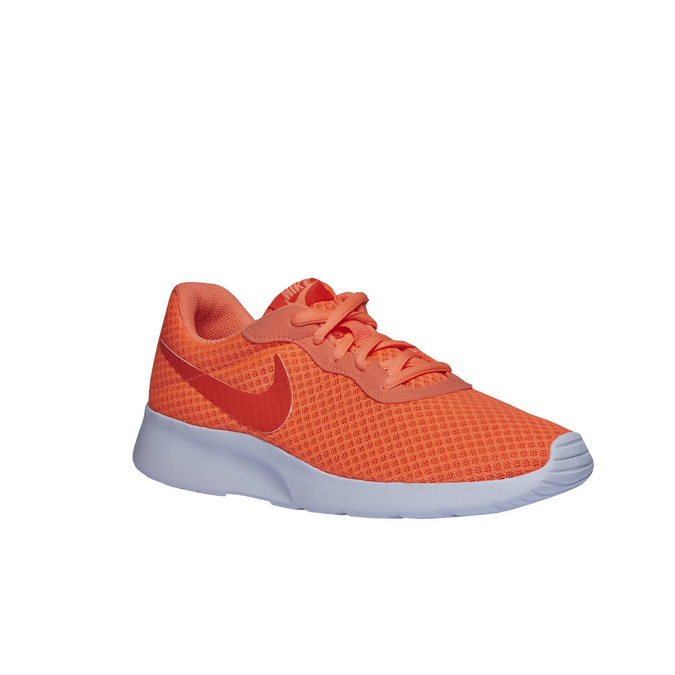 Damskie buty sportowe nike, pomarańczowy, 509-8557 - 13
