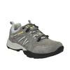 Damskie skórzane buty w stylu Outdoor power, szary, 503-2829 - 13