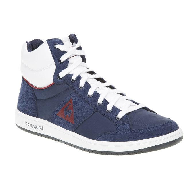 Męskie buty sportowe do kostki le-coq-sportif, niebieski, 809-9922 - 13