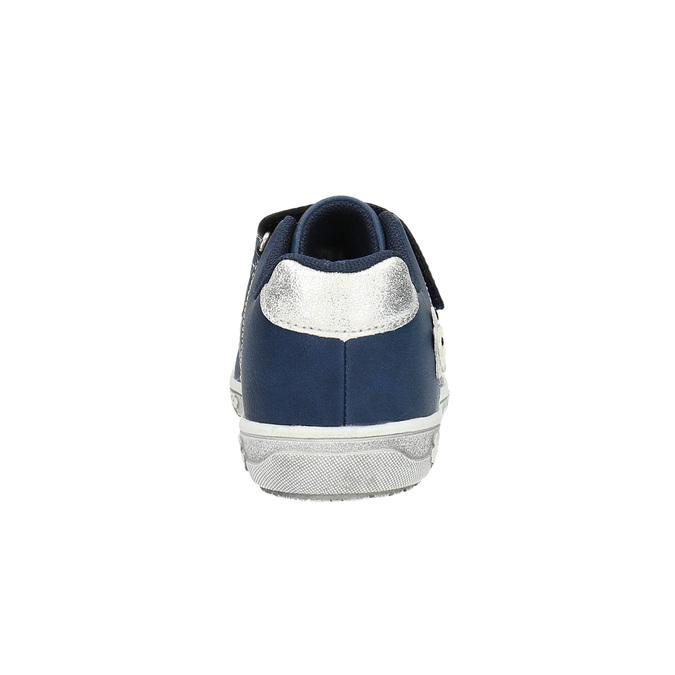 Trampki dziecięce mini-b, niebieski, 221-9602 - 17