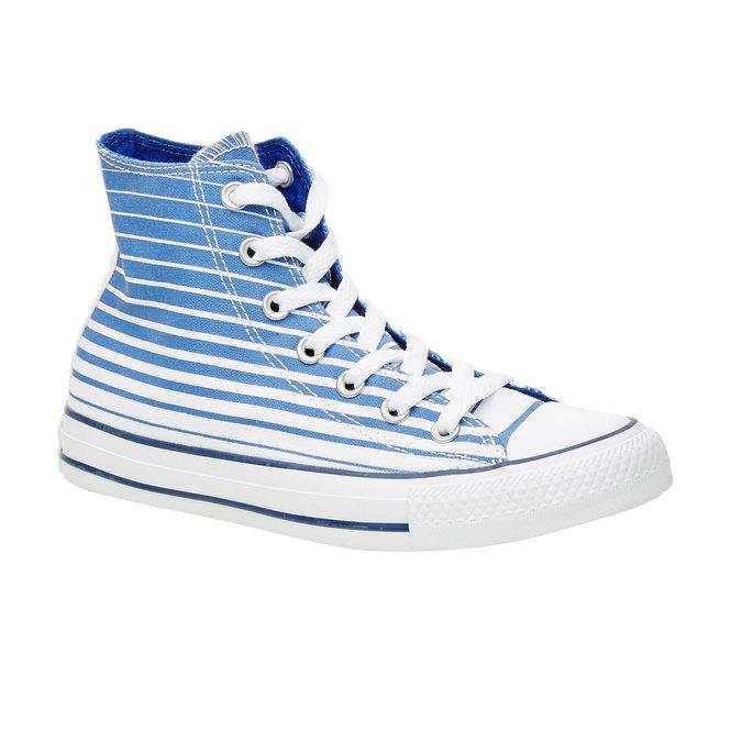 Trampki męskie za kostkę converse, niebieski, 899-9004 - 13
