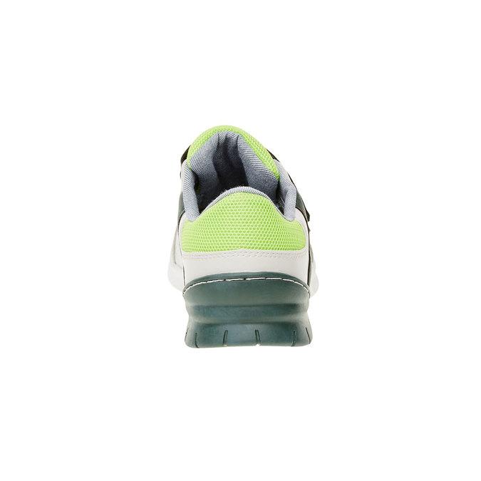 Dziecięce buty sportowe mini-b, zielony, 311-7192 - 17