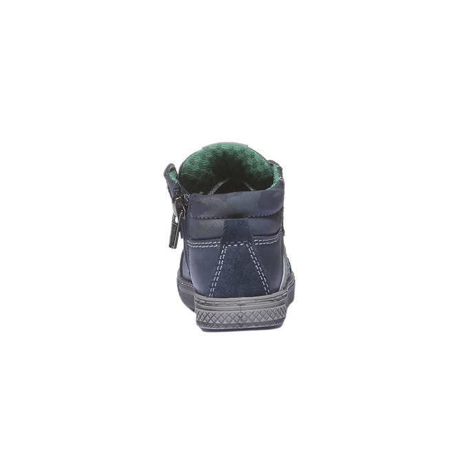 Buty dziecięce primigi, niebieski, 114-9133 - 17