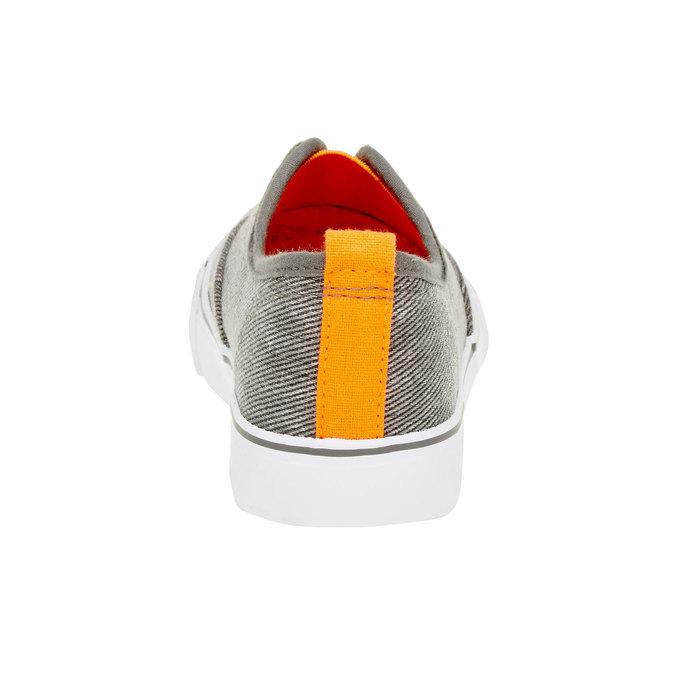 Dziecięce buty Plim Soll mini-b, szary, 319-2150 - 17
