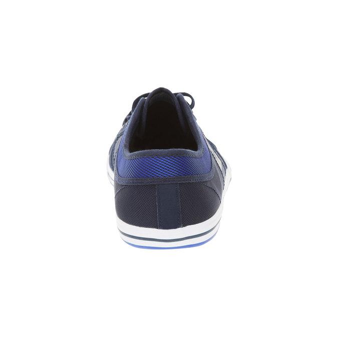 Ciemne męskie tenisówki le-coq-sportif, niebieski, 889-9156 - 17