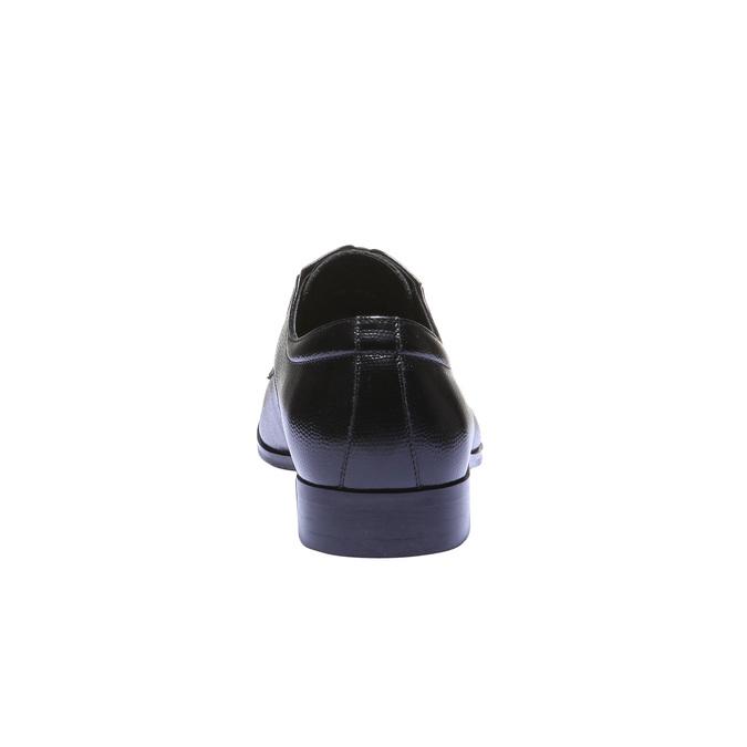 Półbuty Męskie bata, czarny, 824-6252 - 17