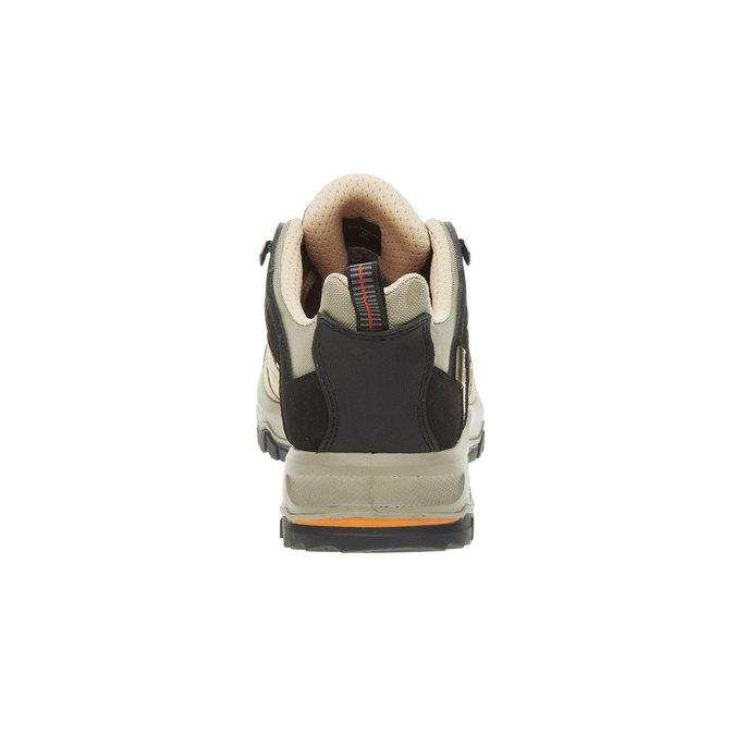 Skórzane buty Outdoor north-star, żółty, 543-8208 - 17
