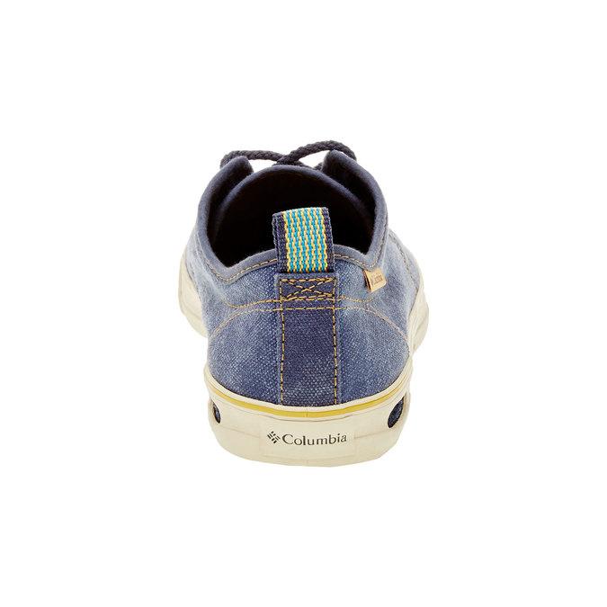 Męskie buty sportowe na co dzień columbia, niebieski, 849-9026 - 17