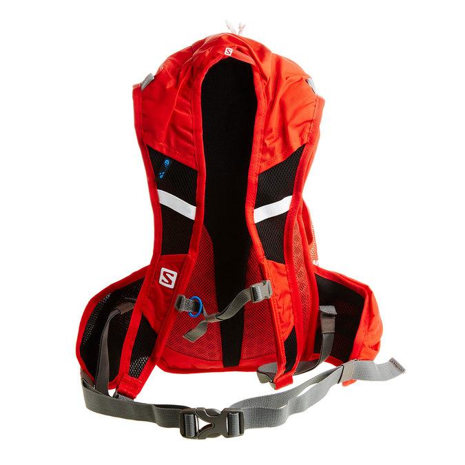 Czerwony plecak sportowy salomon, czerwony, 969-5040 - 26