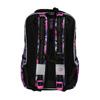 Plecak szkolny w motyle bagmaster, różowy, fioletowy, 969-5607 - 26