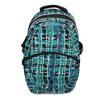 Plecak szkolny dla dzieci bagmaster, zielony, niebieski, 969-9602 - 15