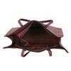 Damska torebka w stylu Shopping bata, czerwony, 961-0736 - 15