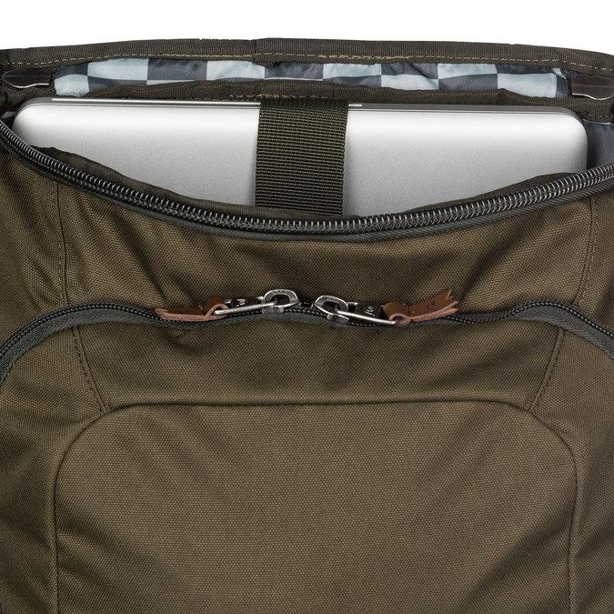 Plecak Quiksilver quiksilver, brązowy, 969-7007 - 15