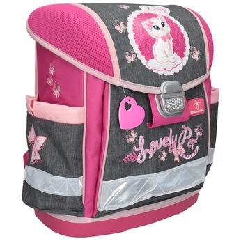 Różowy plecak szkolny belmil, różowy, 969-9623 - 13