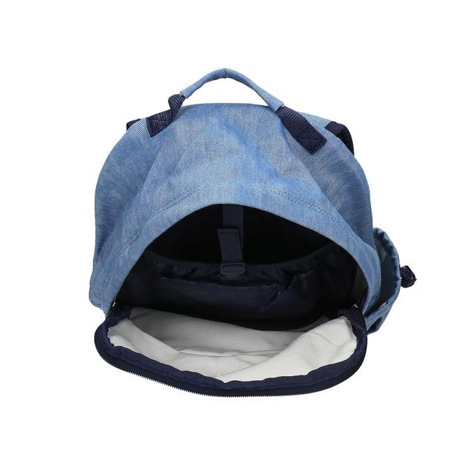 Plecak z denimu vans, niebieski, 949-9012 - 15