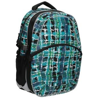 Plecak szkolny dla dzieci bagmaster, zielony, niebieski, 969-9602 - 13