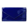Kopertówka damska wkolorze niebieskim bata, niebieski, 961-9624 - 19