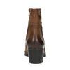 Botki damskie bata, brązowy, 696-4603 - 17
