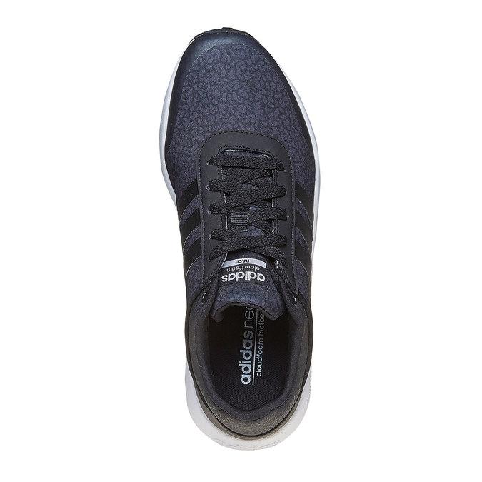 Czarne buty sportowe adidas, czarny, 509-6922 - 19