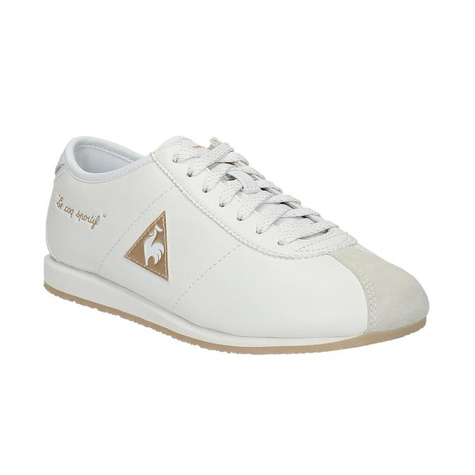 Damskie buty sportowe na co dzień le-coq-sportif, biały, 504-1567 - 13