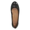 Buty na obcasie bata, czarny, 624-6115 - 19