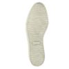 Skórzane buty Slip-on na szerokiej podeszwie bata, fioletowy, 526-5605 - 26
