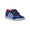 Buty dziecięce adidas, niebieski, 309-9161 - 13
