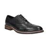 Męskie Oxfordy na podeszwie w swobodnym stylu bata, szary, 826-2647 - 13