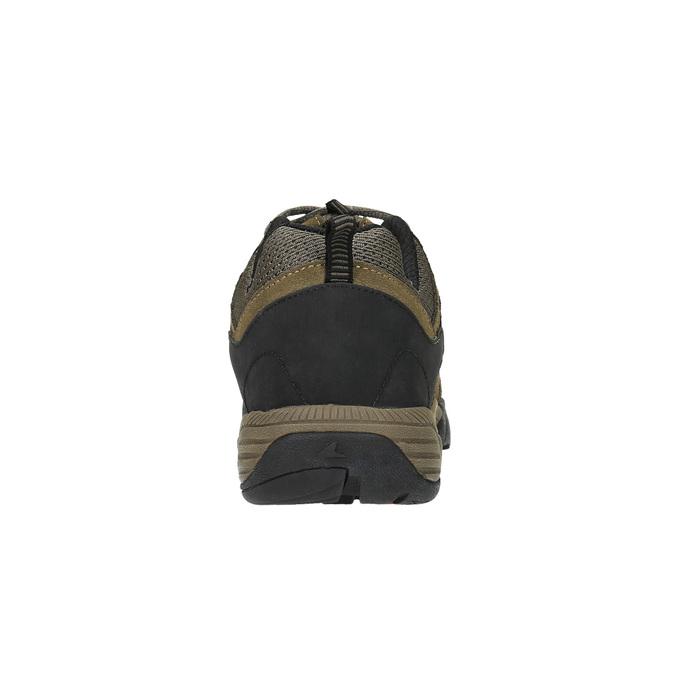 Skórzane buty w stylu Outdoor power, brązowy, 803-3109 - 17