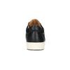 Trampki męskie zgrubą podeszwą bata, czarny, 841-6605 - 17