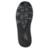 Męskie buty sportowe na solidnej podeszwie bata, szary, 841-2602 - 26