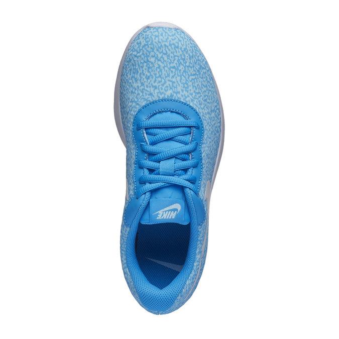 Damskie buty w sportowym stylu nike, niebieski, 509-9357 - 19